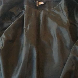 Divided Jackets & Coats - Divded H & M Black lined Jacket No stains no rips